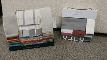 All Sunbrella Elements and Fusion Book Fabrics