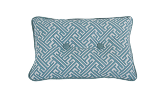 E-1 Throw Pillow