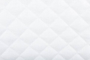 Evere Ivory Quilted