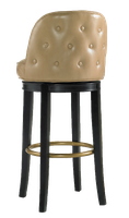 490 Swivel Barstool outback detail