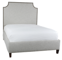 #53 Upholstered Bed
