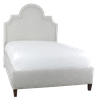 #55 Upholstered Bed