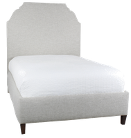 # 56 Upholstered Bed