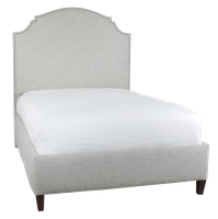 #57 Upholstered Bed
