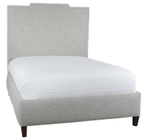 #51 Upholstered Bed