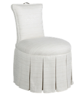 1267 Swivel Vanity Chair