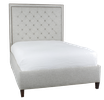 #54 Upholstered Bed