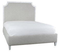 #59 Upholstered Bed
