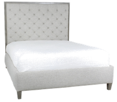 #60 Upholstered Bed