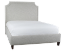 #62 Upholstered Bed
