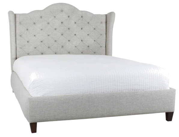 #63 Upholstered Bed