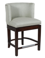 642C Counter Height Swivel Barstool
